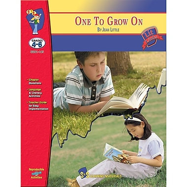 One to Grow On Lit Link, Grades 4-6