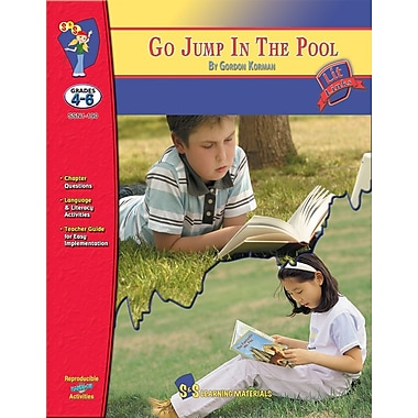 Go Jump in the Pool Lit Link, Grades 4-6