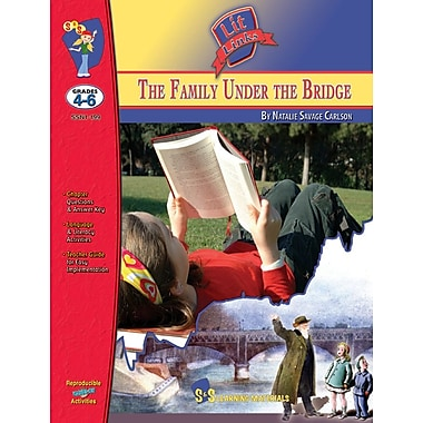 The Family Under the Bridge Lit Link, Grades 4-6