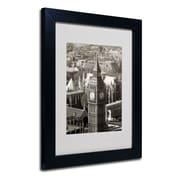 "Trademark Fine Art 'Big Ben View II' 22"" x 32"" Canvas Art"