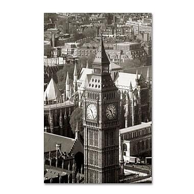 Trademark Fine Art 'Big Ben View II' 16