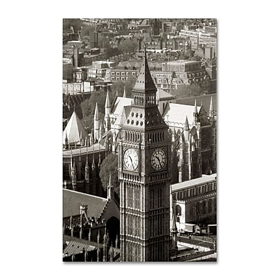 Trademark Fine Art 'Big Ben View II' 30