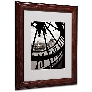 Trademark Fine Art 'Big Clock' 11