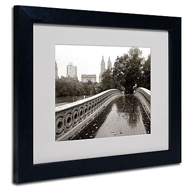 Trademark Fine Art 'Bow Bridge 2010'