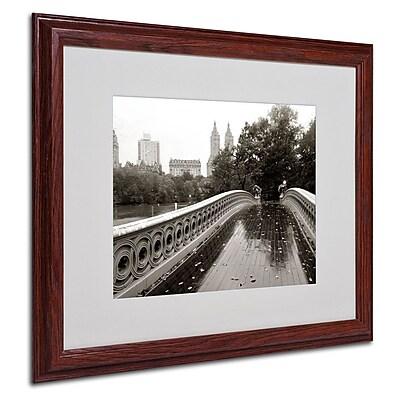 Trademark Fine Art 'Bow Bridge 2010' 16
