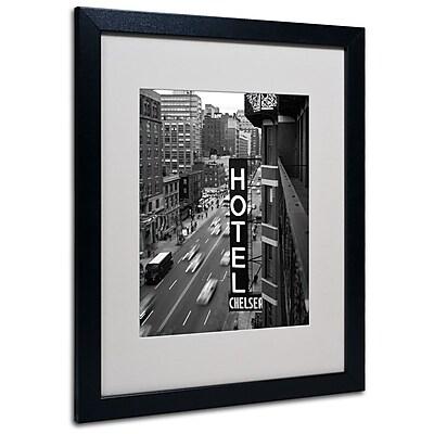 Trademark Fine Art 'Chelsea Black and White' 16