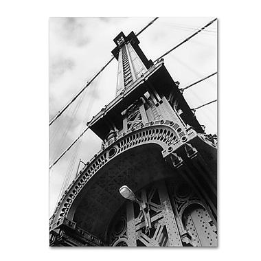 Trademark Fine Art 'Manhattan Bridge Detail' 35