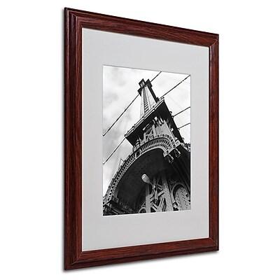 Trademark Fine Art 'Manhattan Bridge Detail' 16