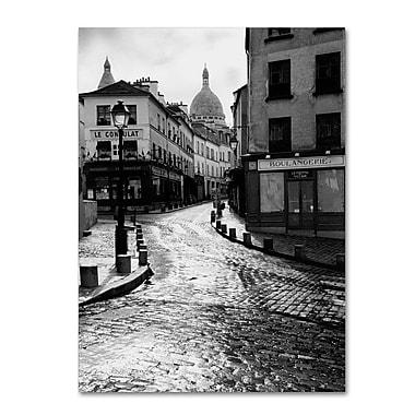 Trademark Fine Art 'Montmartre' 18