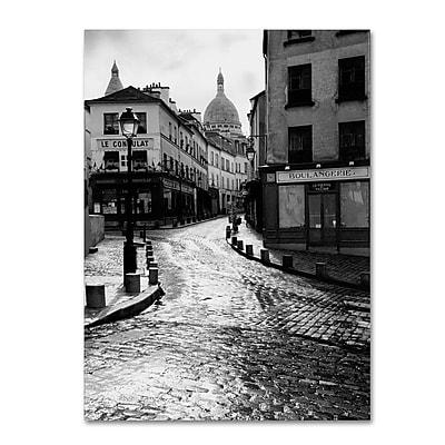 Trademark Fine Art 'Montmartre' 35