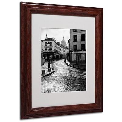 Trademark Fine Art 'Montmartre' 11