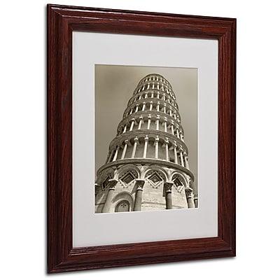 Trademark Fine Art 'Pisa Tower II' 11