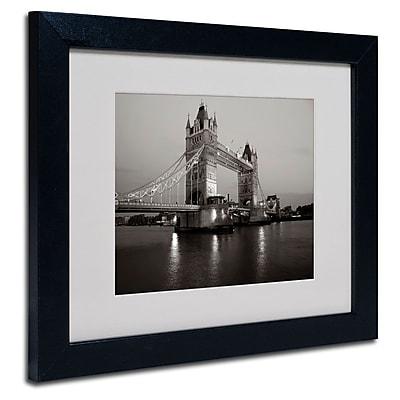 Trademark Fine Art 'Tower Bridge I' 11