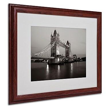 Trademark Fine Art 'Tower Bridge I' 16