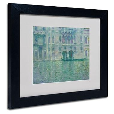 Trademark Fine Art 'Palazzo da Mula Venice'