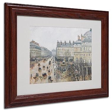 Trademark Fine Art 'Place du Theatre' 11