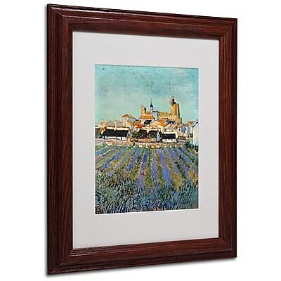 Trademark Fine Art 'Saintes Maries' 11
