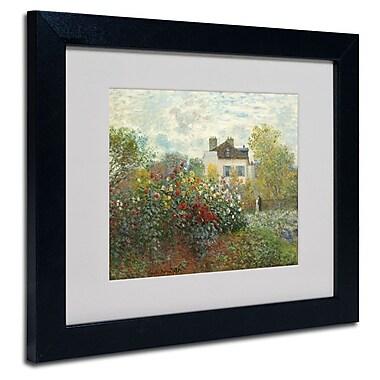 Trademark Fine Art 'The Artist's Garden'