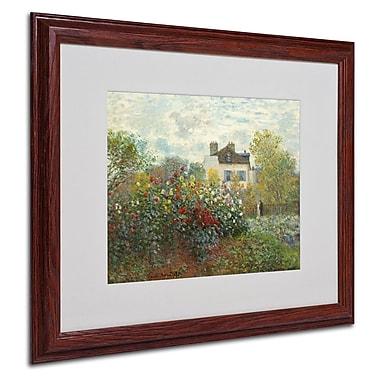 Trademark Fine Art 'The Artist's Garden' 16