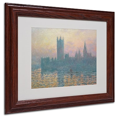 Trademark Fine Art 'The Houses of Parliament' 11