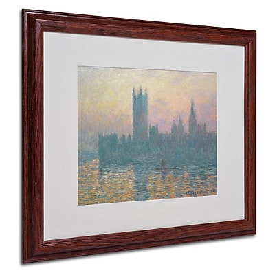 Trademark Fine Art 'The Houses of Parliament' 16