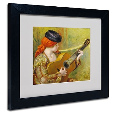 Trademark Fine Art 'Young Spanish Woman'