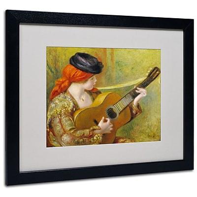 Trademark Fine Art 'Young Spanish Woman' 16