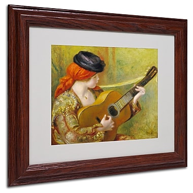 Trademark Fine Art 'Young Spanish Woman' 11