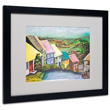 Trademark Fine Art 'English Countryside' 16