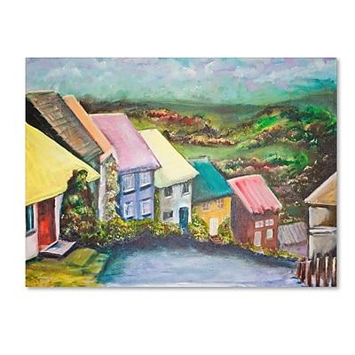 Trademark Fine Art 'English Countryside' 24