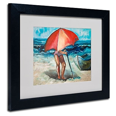 Trademark Fine Art 'Beach Umbrella' 11