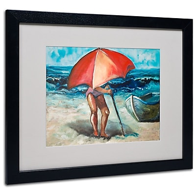 Trademark Fine Art 'Beach Umbrella' 16