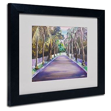Trademark Fine Art 'Key West Street'