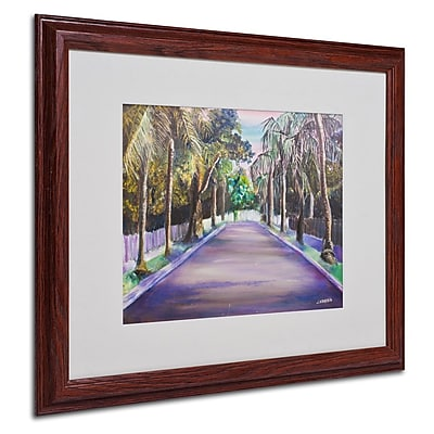 Trademark Fine Art 'Key West Street' 16