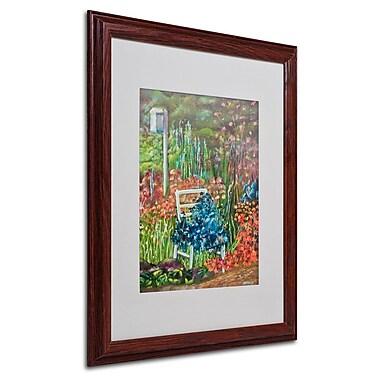 Trademark Fine Art 'Serene Garden' 16