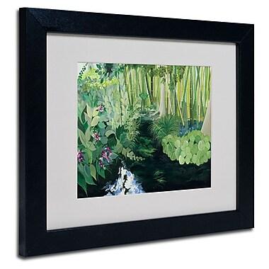 Trademark Fine Art Bamboo Garden' 11