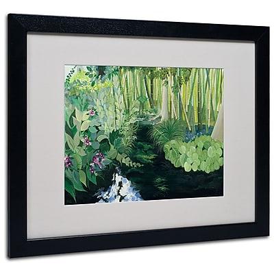 Trademark Fine Art Bamboo Garden' 16