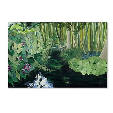 Trademark Fine Art Bamboo Garden' 30