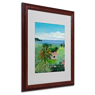 Trademark Fine Art Costa Rican Beach' 16
