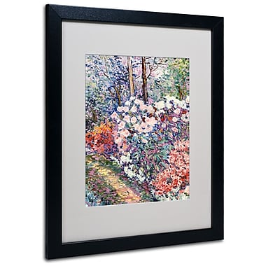 Trademark Fine Art 'Flowers In the Forest' 16