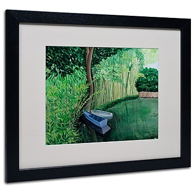 Trademark Fine Art Two Boats' 16