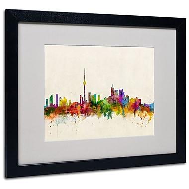 Trademark Fine Art 'Toronto, Canada' 16