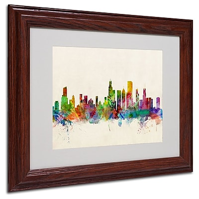 Trademark Fine Art 'Chicago, Illinois' 11