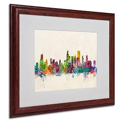 Trademark Fine Art 'Chicago, Illinois' 16
