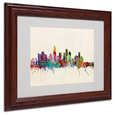 Trademark Fine Art 'Los Angeles, California' 11