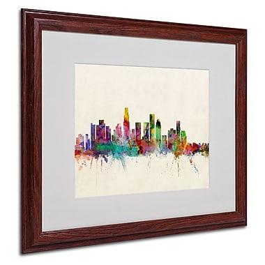 Trademark Fine Art 'Los Angeles, California' 16