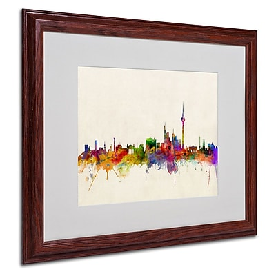 Trademark Fine Art 'Berlin, Germany' 16