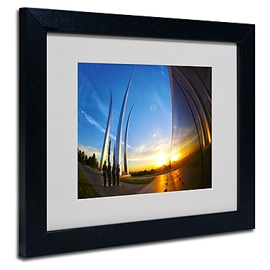 Trademark Fine Art 'Air Force Memorial 15'