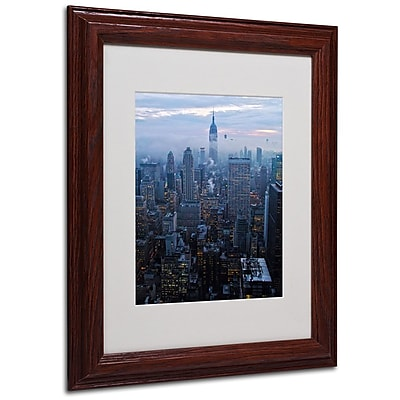 Trademark Fine Art 'City Lights' 11