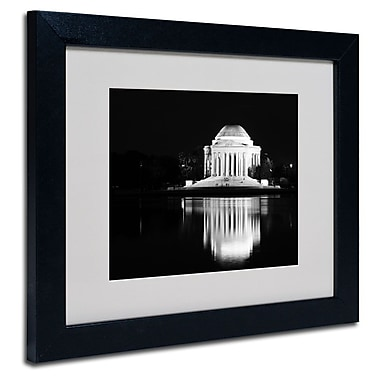 Trademark Fine Art 'Jefferson Memorial' 11